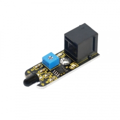 New! Keyestudio RJ11 EASY plug Flame Sensor module for Arduino STEAM