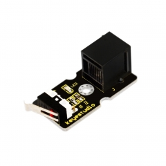 Keyestudio RJ11 EASY plug Collision Crash Sensor Module for Arduino STEAM