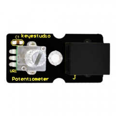 Keyestudio RJ11 EASY plug Analog Rotation Sensor Module for Arduino STEAM