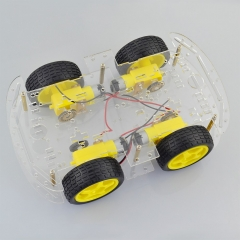Free shipping! Keyestudio 4WD Smart Robot Car Chassis Kits for Arduino  Robot Car
