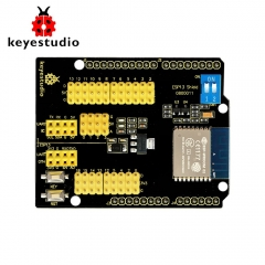 New! Keyestudio  ESP8266 Web Sever Serial Wifi Expansion Shield Module  ESP-13 for Arduino UNO