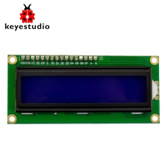 Keyestudio EASY plug RJ11  I2C 1602 LCD Module-180 Degree  Interface for Arduino STEM