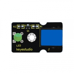 Keyestudio RJ11 EASY plug Green  LED Module (GREEN)for Arduino STEM