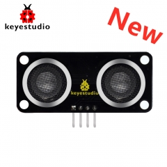Newest! Keyestudio SR01 Ultrasonic Sensor Module V2 (N76E003AT20) for Arduino Robot Car