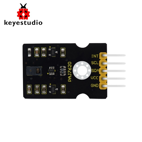 Keyestudio PAJ7620 Gesture Recognition Sensor Module for Arduino